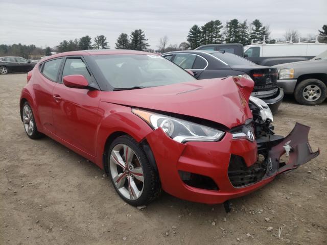Hyundai Veloster salvage cars for sale: 2012 Hyundai Veloster