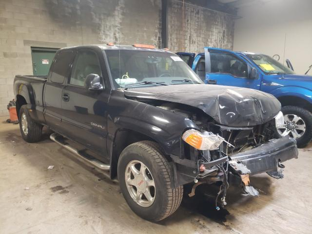 Salvage cars for sale from Copart Grantville, PA: 2002 GMC Sierra K15