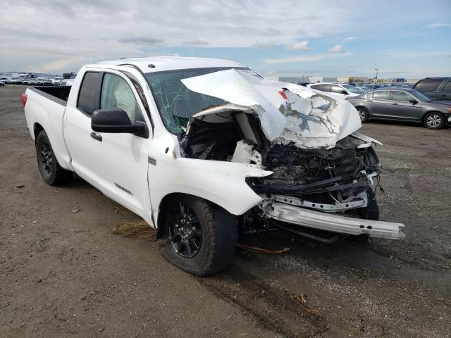 Salvage cars for sale from Copart San Diego, CA: 2013 Toyota Tundra DOU