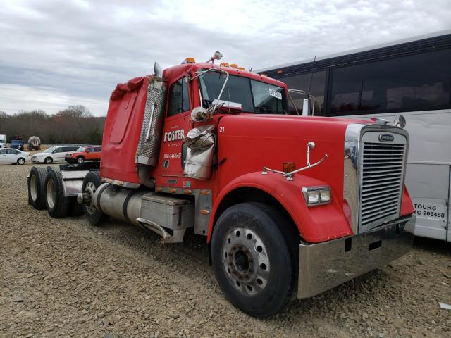 Salvage cars for sale from Copart Chatham, VA: 2006 Freightliner Convention