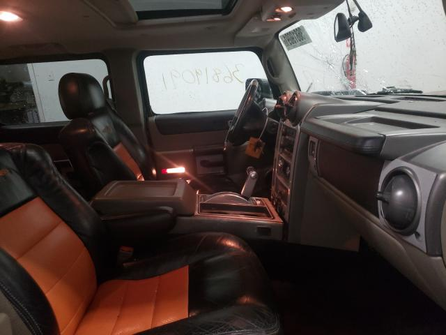 2003 HUMMER H2 - Left Rear View