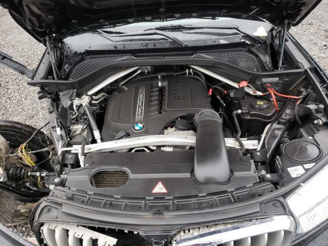 2015 BMW X5 XDRIVE3 5UXKR0C56F0P15295