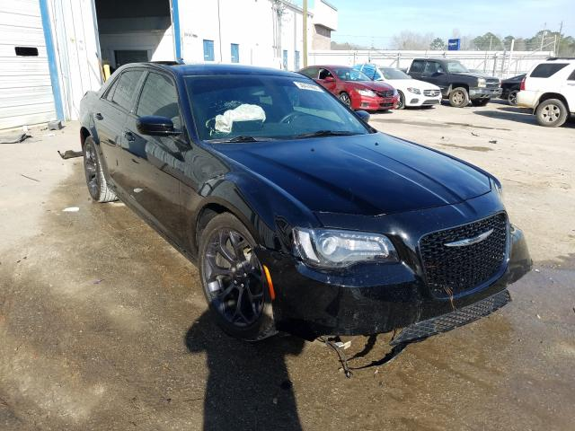 Salvage cars for sale from Copart Montgomery, AL: 2019 Chrysler 300 S