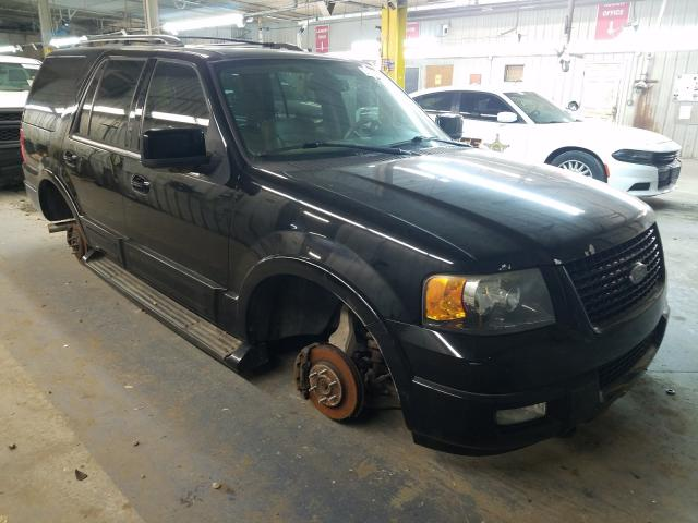 Ford Expedition salvage cars for sale: 2006 Ford Expedition
