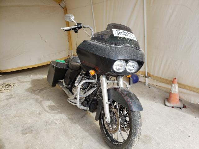 Salvage cars for sale from Copart San Antonio, TX: 2012 Harley-Davidson Fltrx Road