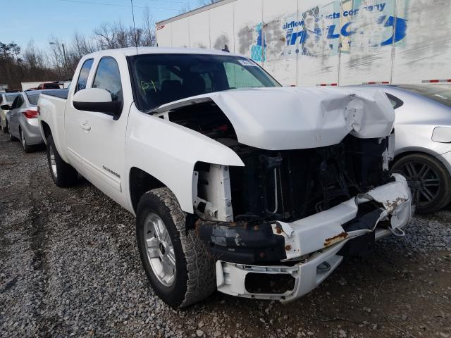 Salvage cars for sale from Copart Hurricane, WV: 2011 Chevrolet Silverado