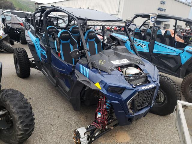 Salvage cars for sale from Copart Colton, CA: 2020 Polaris Ranger XP
