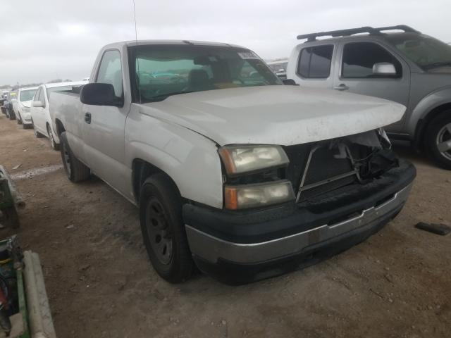Salvage cars for sale from Copart Temple, TX: 2006 Chevrolet Silverado