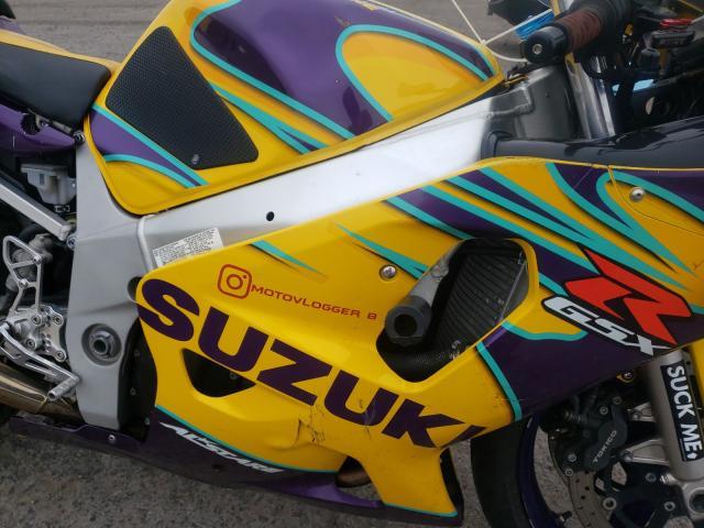 2003 SUZUKI GSX-R600 JS1GN7BAX32110104