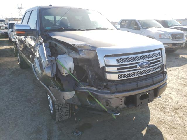 Salvage cars for sale from Copart Billings, MT: 2014 Ford F150 Super