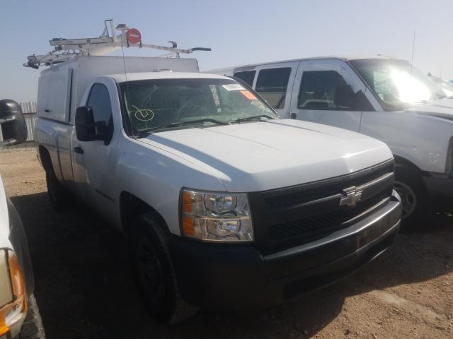 Salvage cars for sale from Copart Temple, TX: 2007 Chevrolet Silverado