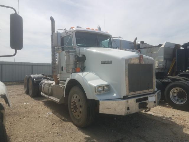 Salvage cars for sale from Copart Temple, TX: 2012 Kenworth Construction