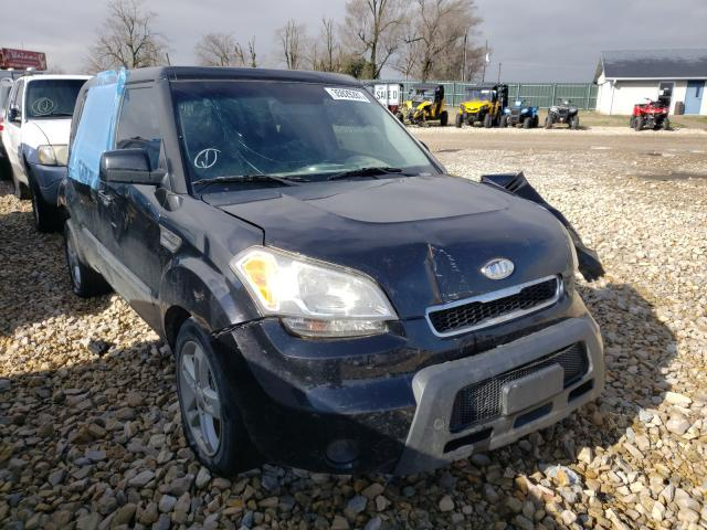 Salvage cars for sale from Copart Sikeston, MO: 2011 KIA Soul +