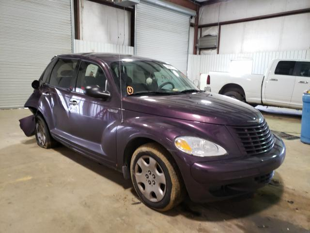 Salvage cars for sale from Copart Lufkin, TX: 2005 Chrysler PT Cruiser