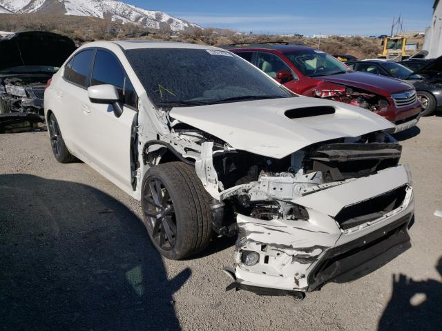 Salvage cars for sale from Copart Reno, NV: 2019 Subaru WRX Limited