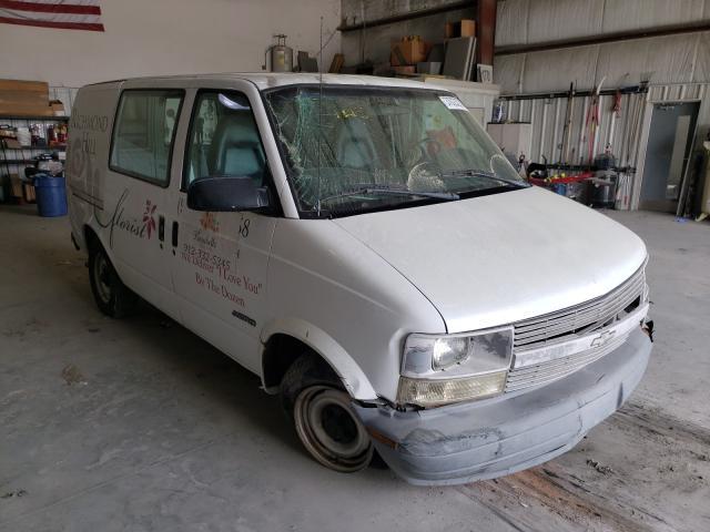 Chevrolet Astro salvage cars for sale: 2000 Chevrolet Astro