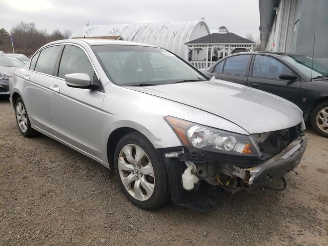 2008 Honda Accord EXL en venta en East Granby, CT