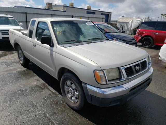 Nissan salvage cars for sale: 1999 Nissan Frontier K