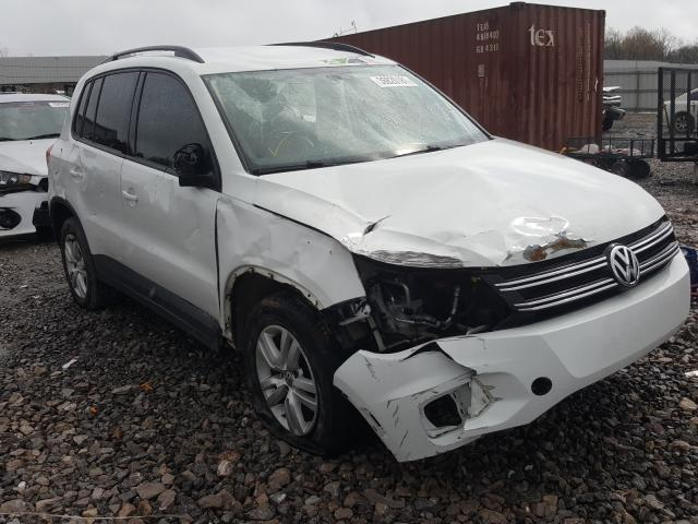 Salvage cars for sale from Copart Hueytown, AL: 2017 Volkswagen Tiguan S
