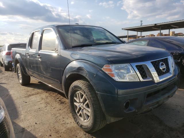 Nissan Frontier S salvage cars for sale: 2015 Nissan Frontier S