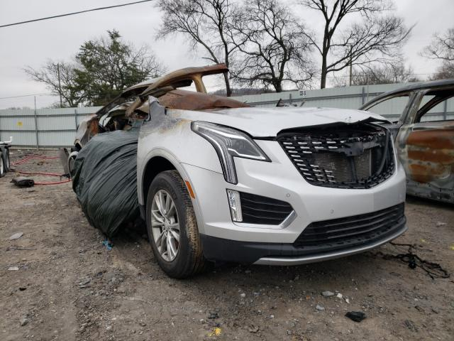 Salvage cars for sale from Copart Lebanon, TN: 2020 Cadillac XT5 Premium