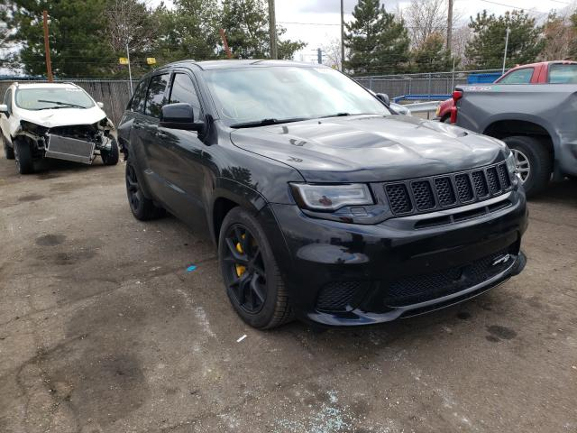 2018 JEEP GRAND CHER - Left Front View Lot 35638381.