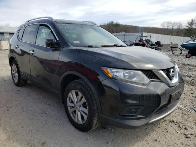 2016 NISSAN ROGUE S 5N1AT2MV0GC920597