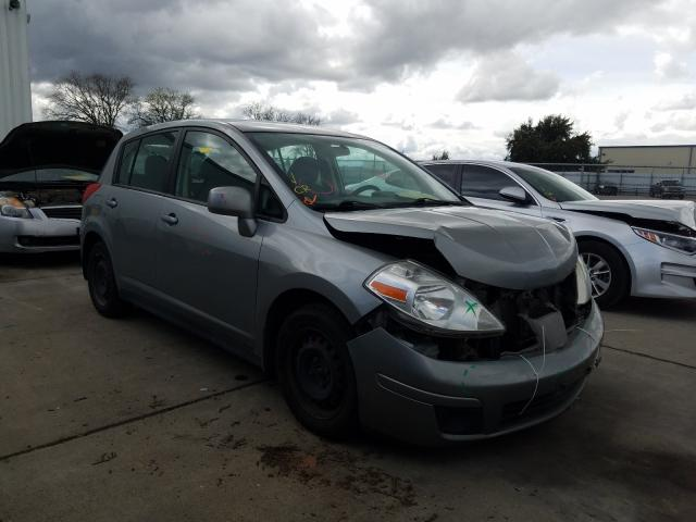 Salvage cars for sale from Copart Sacramento, CA: 2011 Nissan Versa S