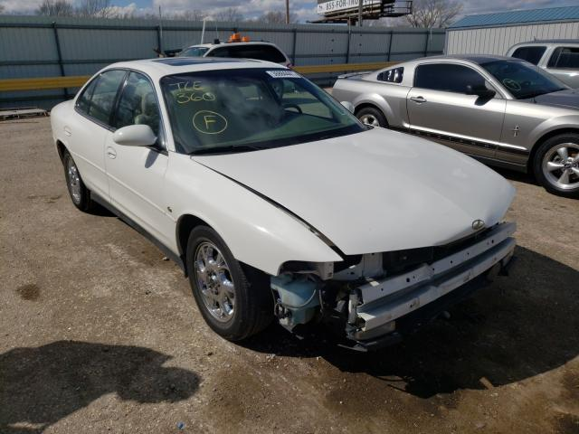 Oldsmobile salvage cars for sale: 2001 Oldsmobile Intrigue G