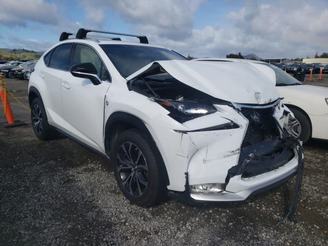2017 Lexus NX 200T BA for sale in San Martin, CA