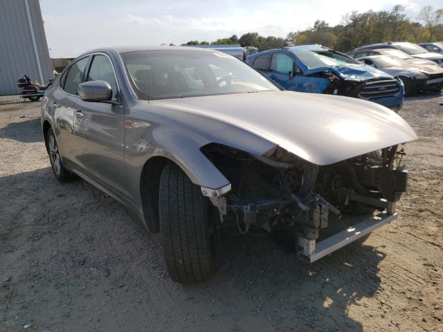 Infiniti M37 salvage cars for sale: 2012 Infiniti M37