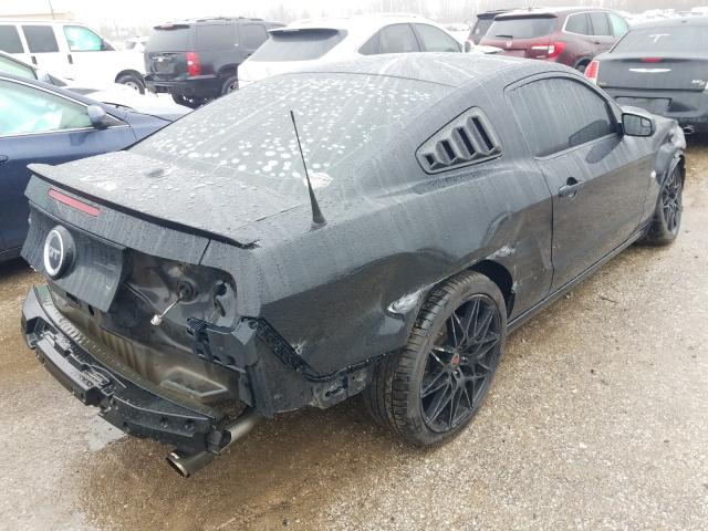 2013 FORD MUSTANG GT - Right Rear View