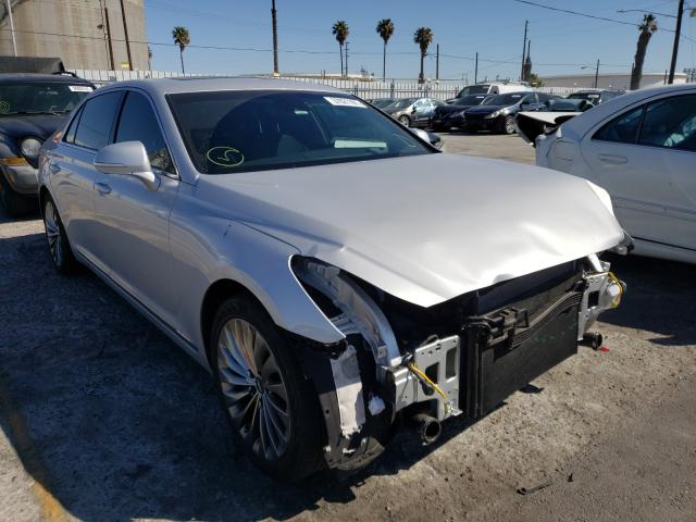 Genesis salvage cars for sale: 2019 Genesis G90 Premium