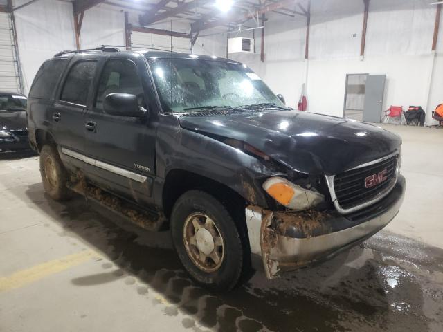 GMC salvage cars for sale: 2003 GMC Yukon