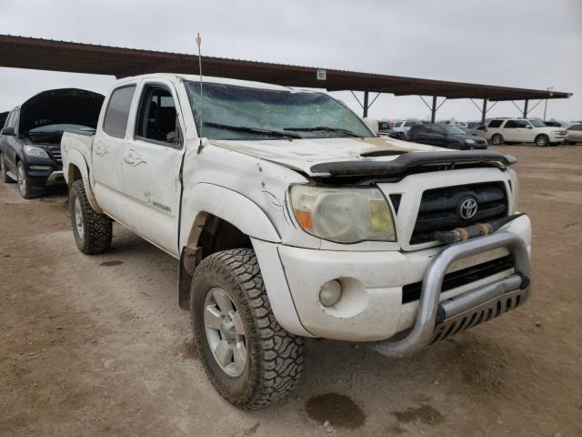 Salvage cars for sale from Copart Temple, TX: 2007 Toyota Tacoma DOU