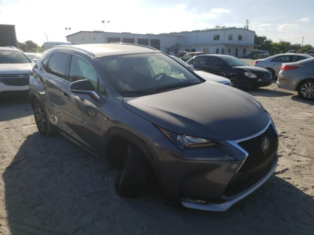 2016 Lexus NX 200T BA for sale in Riverview, FL