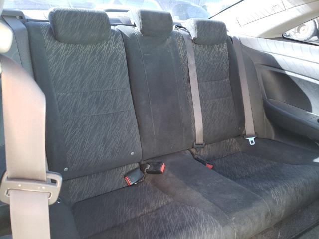 2007 HONDA CIVIC EX - Interior View