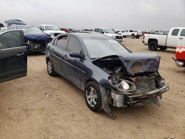 Salvage cars for sale from Copart Amarillo, TX: 2011 Hyundai Accent GLS