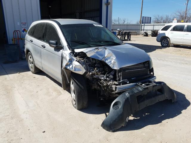 Salvage cars for sale from Copart Abilene, TX: 2009 Honda CR-V LX