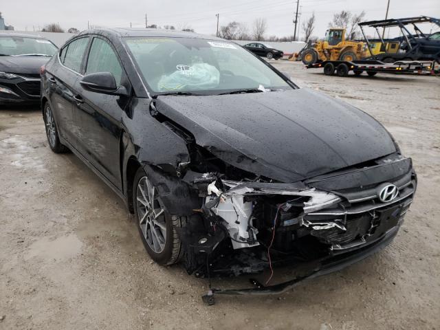 2020 Hyundai Elantra SE en venta en Des Moines, IA