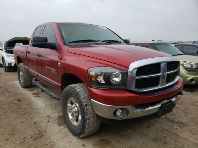 Salvage cars for sale from Copart Temple, TX: 2006 Dodge RAM 2500 S