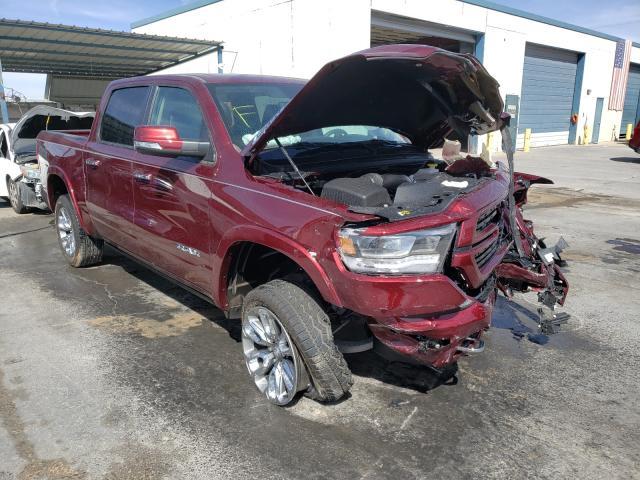 2021 Dodge 1500 Laram en venta en Anthony, TX