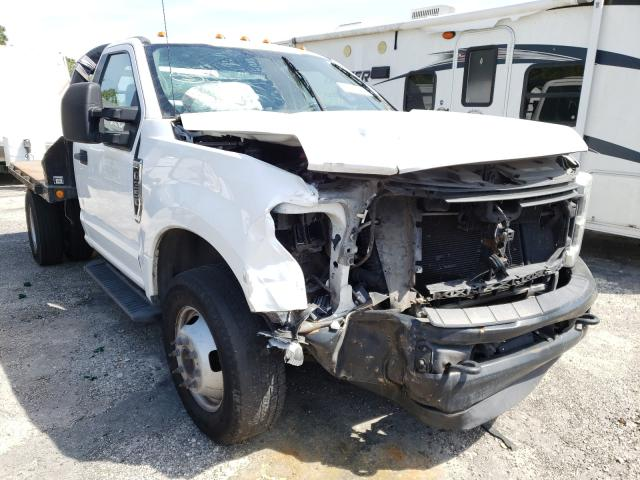 Salvage cars for sale from Copart Jacksonville, FL: 2017 Ford F350 Super