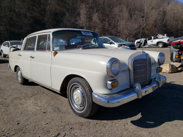 Salvage 1963 MERCEDES-BENZ 190-CLASS - Small image. Lot 36984031