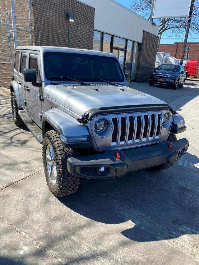 2018 Jeep Wrangler U for sale in Brookhaven, NY