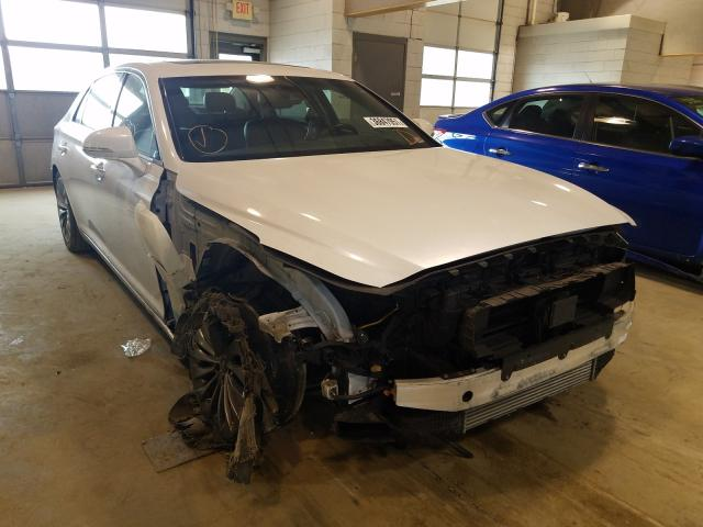 Genesis salvage cars for sale: 2017 Genesis G90 Premium