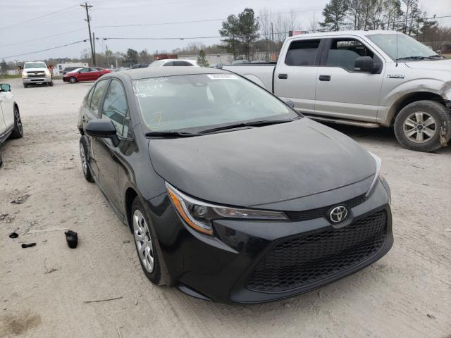 Salvage cars for sale from Copart Montgomery, AL: 2020 Toyota Corolla LE