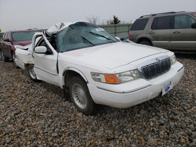 Mercury salvage cars for sale: 2000 Mercury Grand Marq