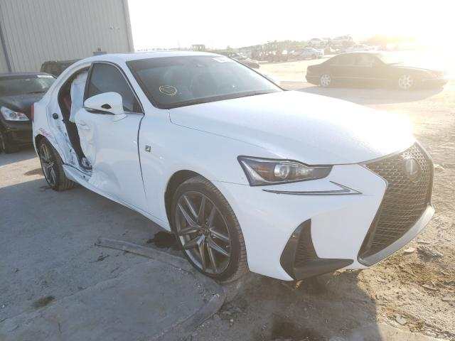 Salvage cars for sale from Copart Apopka, FL: 2018 Lexus IS 300