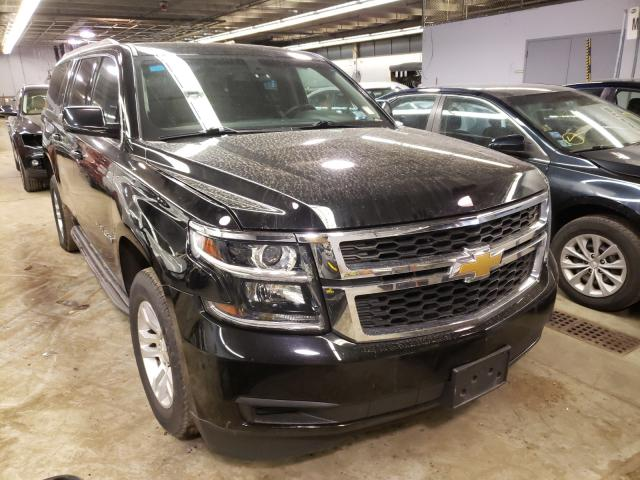 Chevrolet salvage cars for sale: 2018 Chevrolet Suburban C